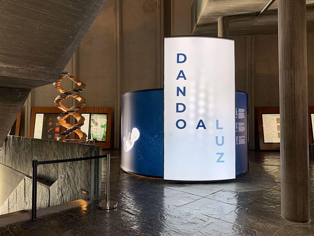 """1- Exposición """"Dando a Luz"""" - estudio gd"""