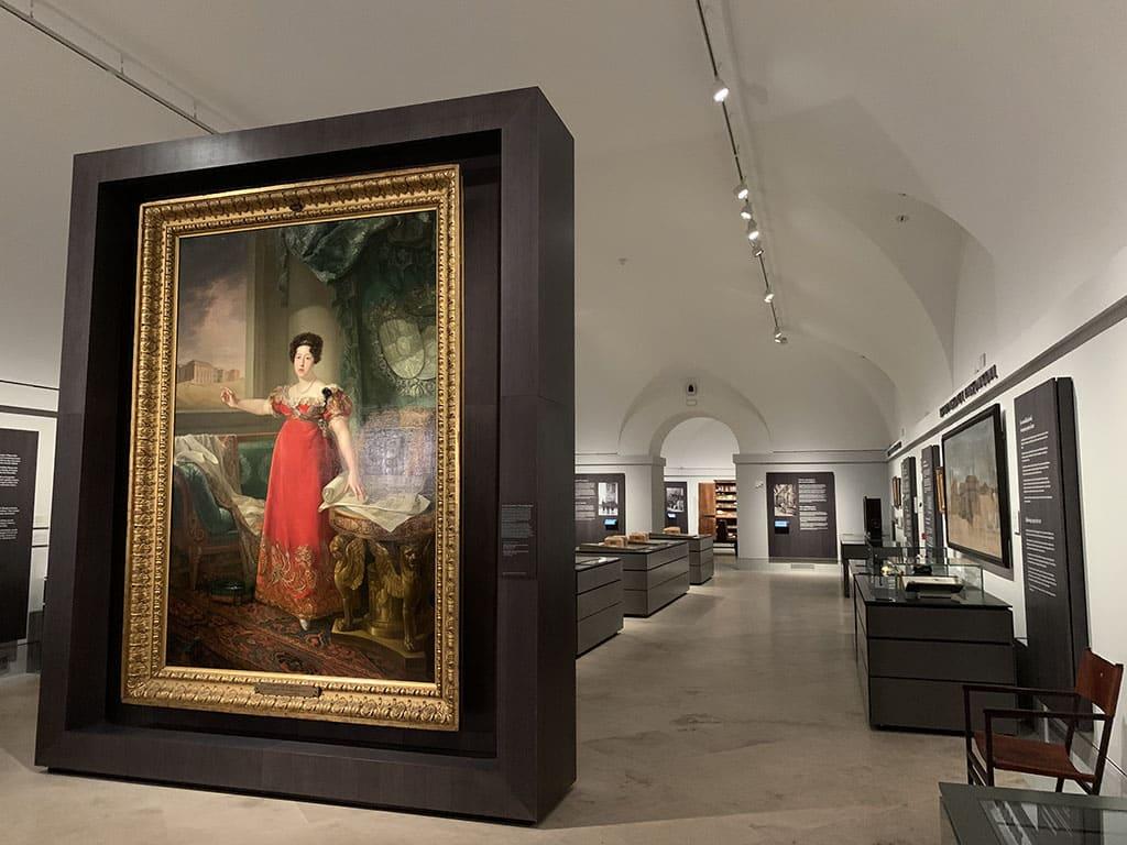 """1 - Exposición """"Historia del Museo del Prado y sus Edificios"""" - estudio gd"""