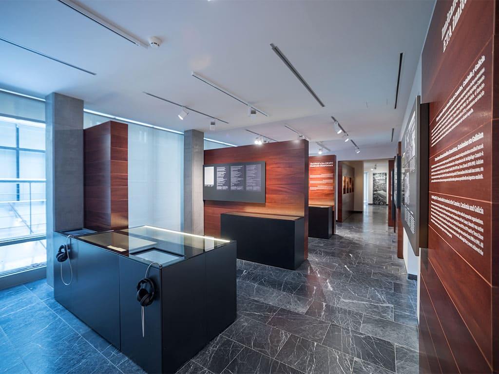 1 - Museo Centro Memorial Víctimas del Terrorismo - estudio gd