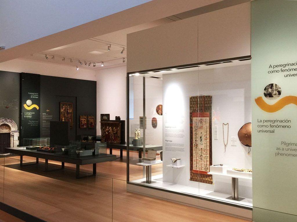 1- Museo Nacional de Peregrinaciones y de Santiago - estudio gd