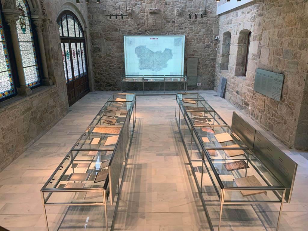 1 - Museo del Archivo Histórico-Provincial de Ourense - estudio gd