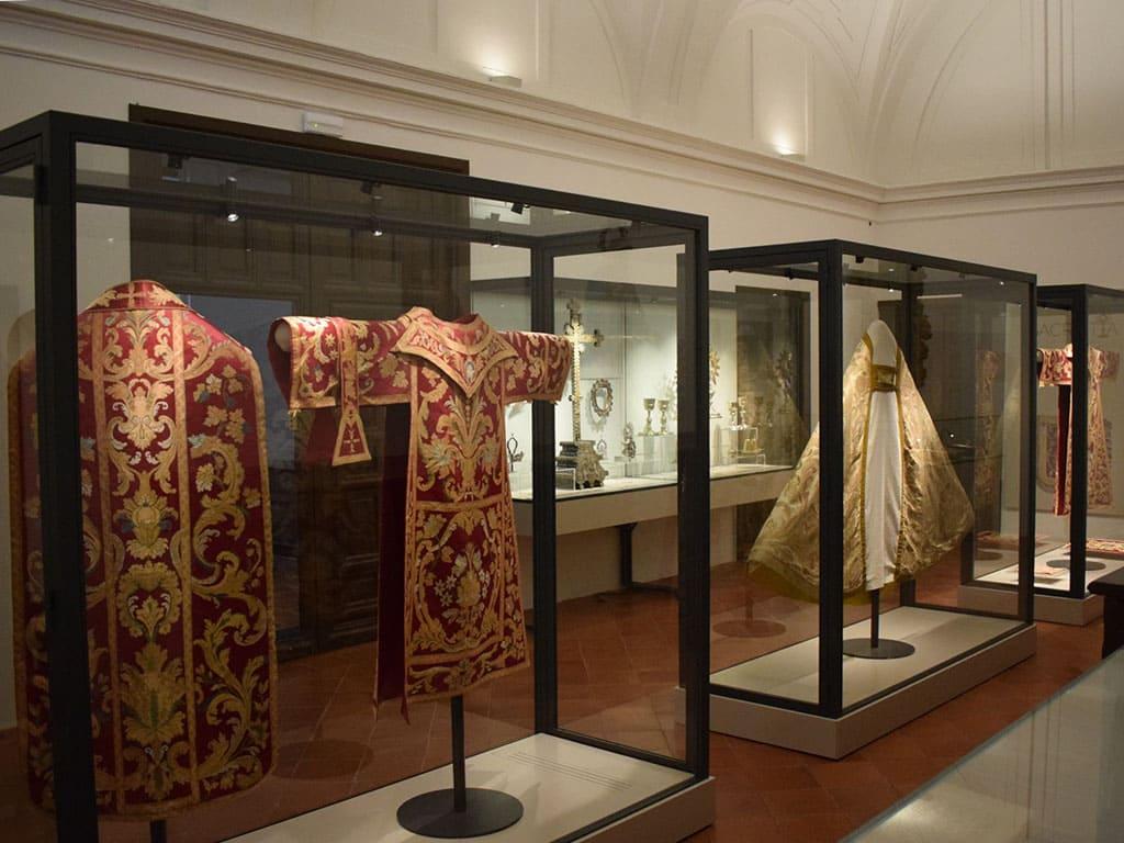 1 - Museo del Santuario Nuestra Señora de Illescas - estudio gd