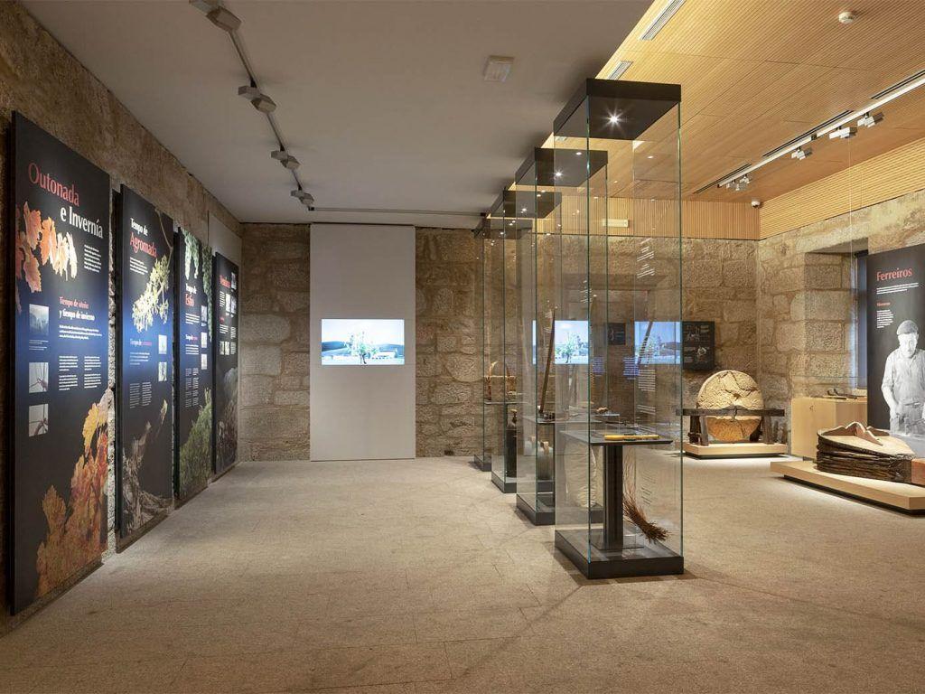 1 - Museo do Viño de Galicia - estudio gd