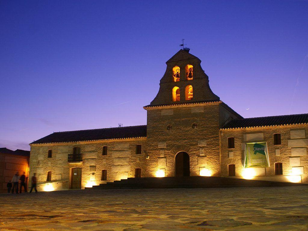 1 - Plaza de la Constitución de Aldequemada - estudio gd