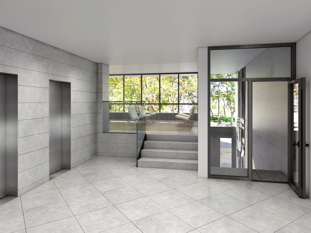 1 - Reforma de acceso y zonas comunes del edificio Plaza de España 6 - estudio gd