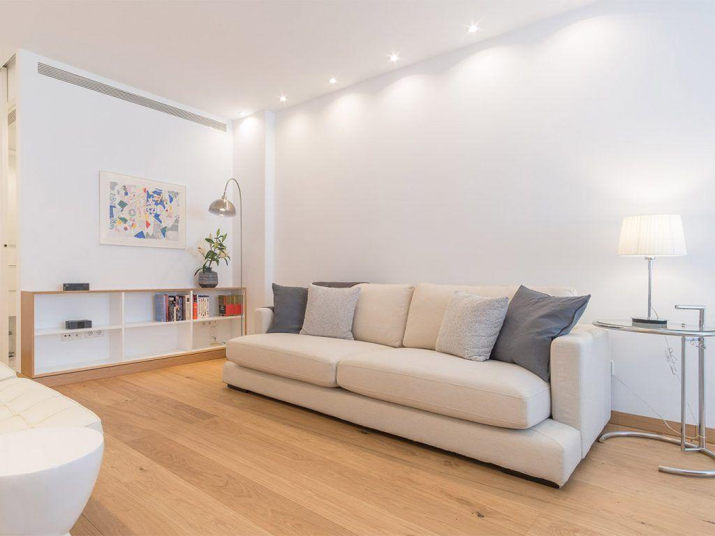 1 - Reforma integral de apartamento en calle Villanueva - estudio gd
