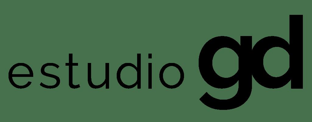 Logo estudio gd