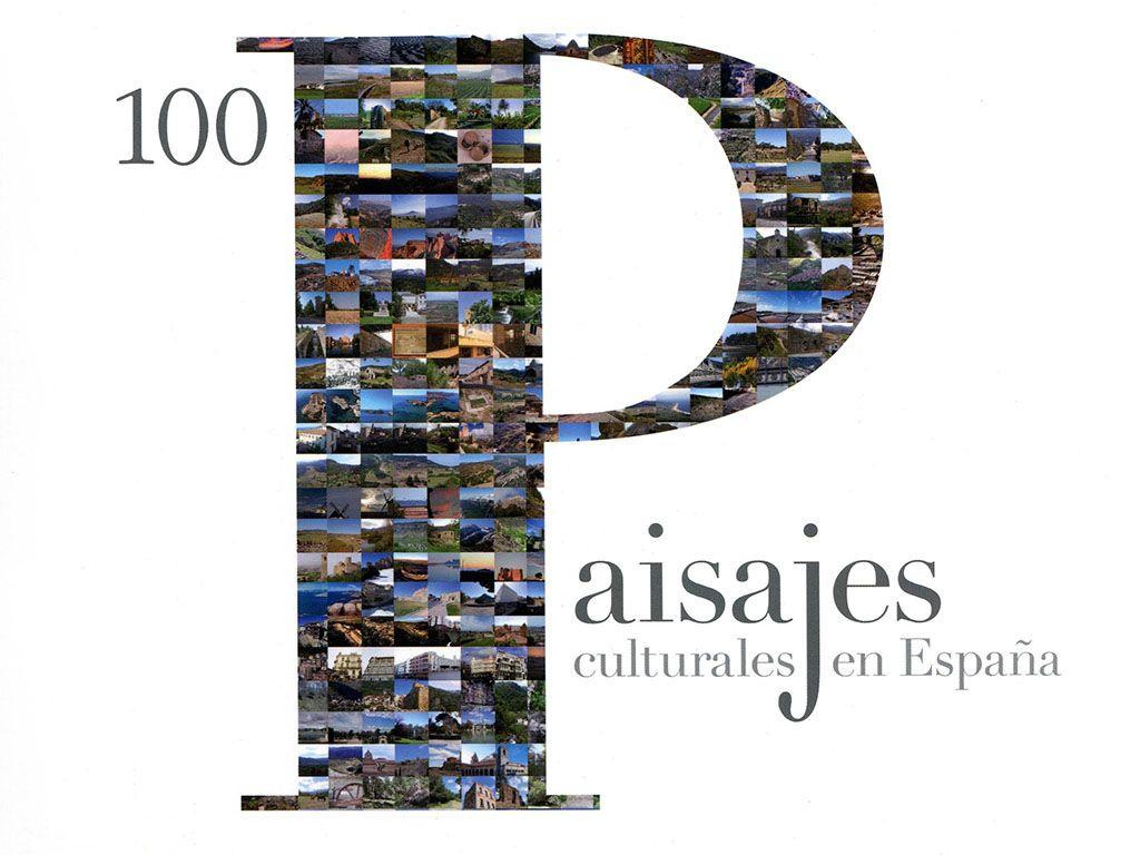 1- Cien Paisajes Culturales en España - estudio gd